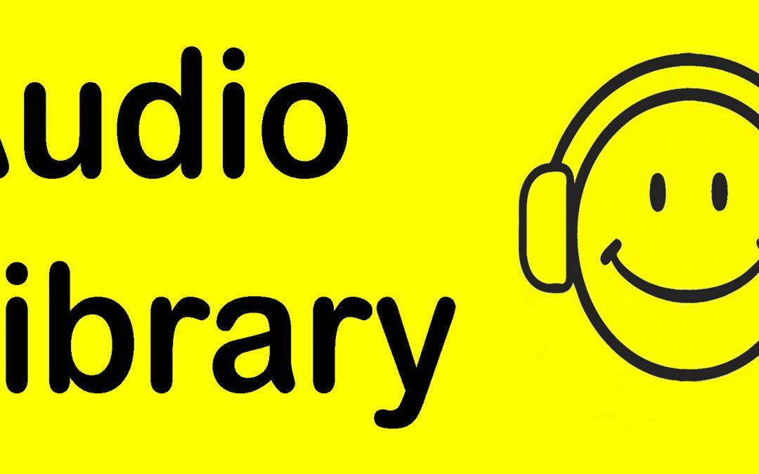Audio Recordings Playlists