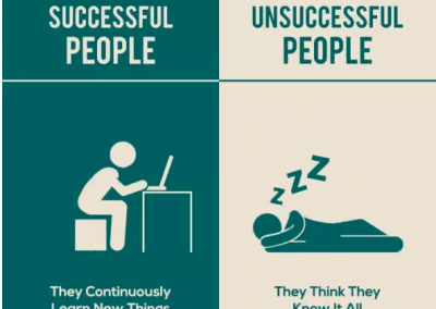 successful people learn new things